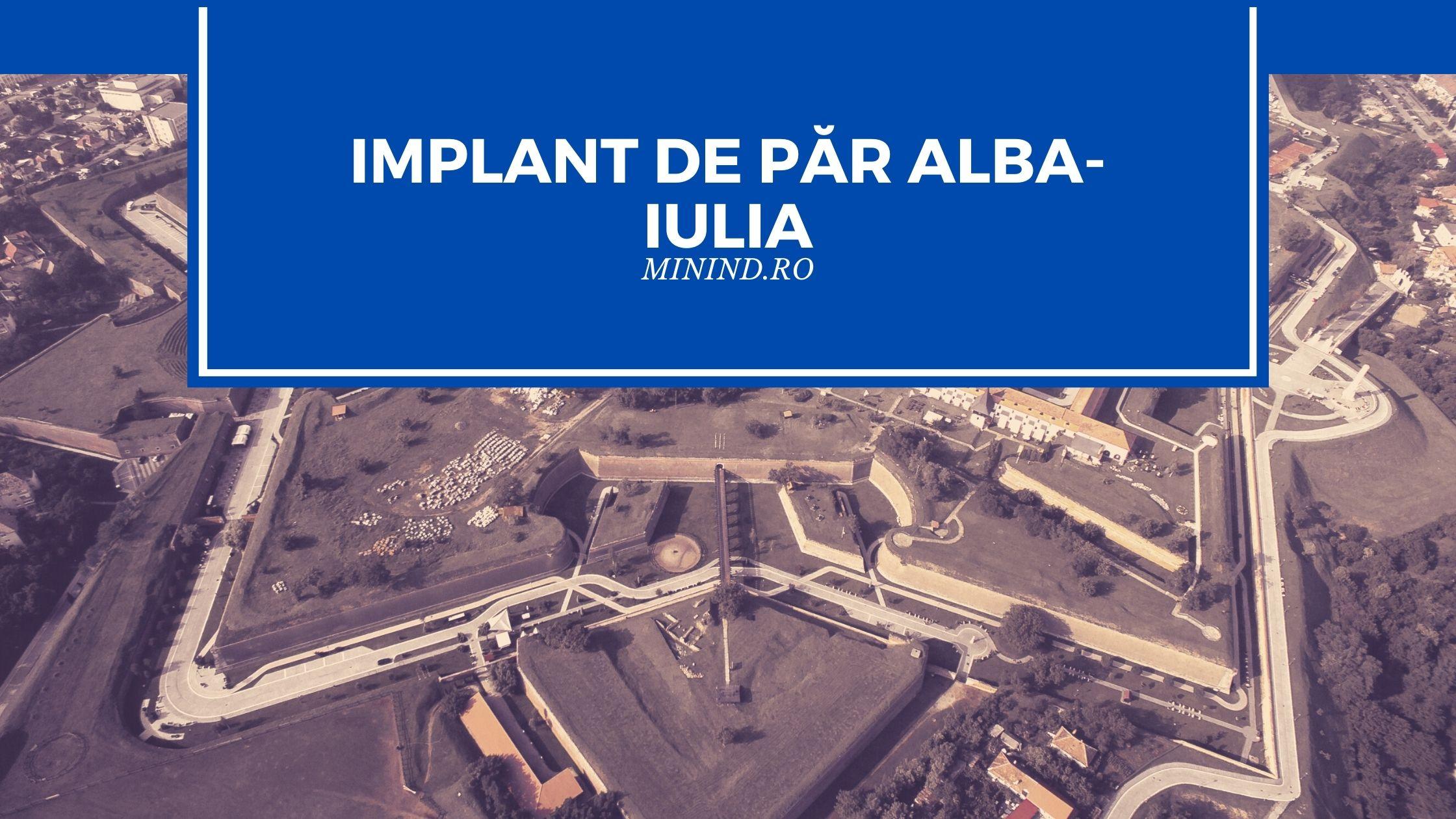 implant de par alba iulia