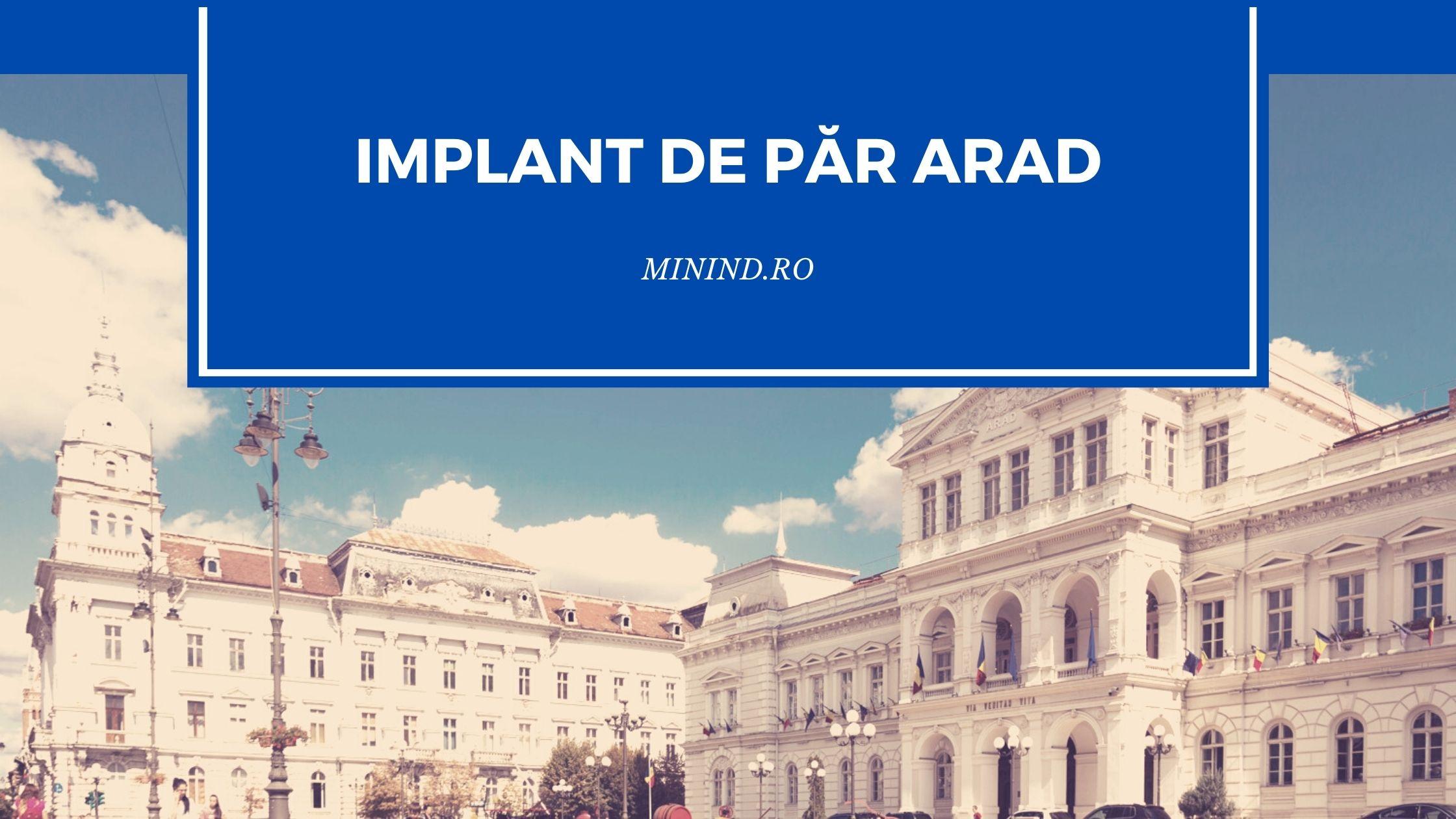 implant de par arad