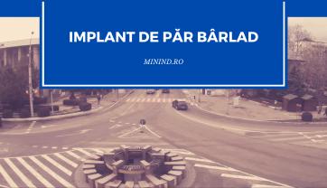 Implant de par Barlad
