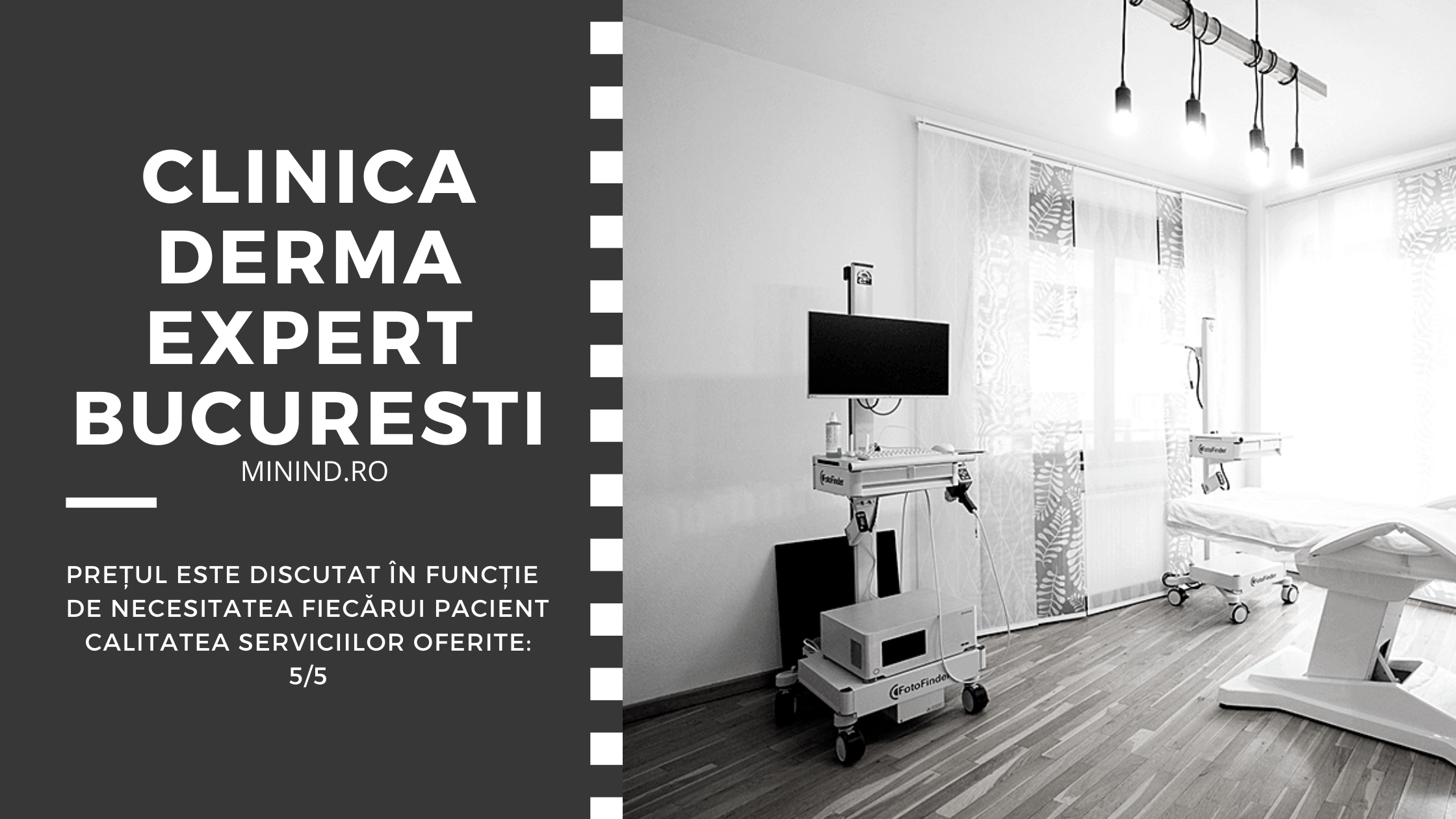 implant de par clinica derma expert bucuresti