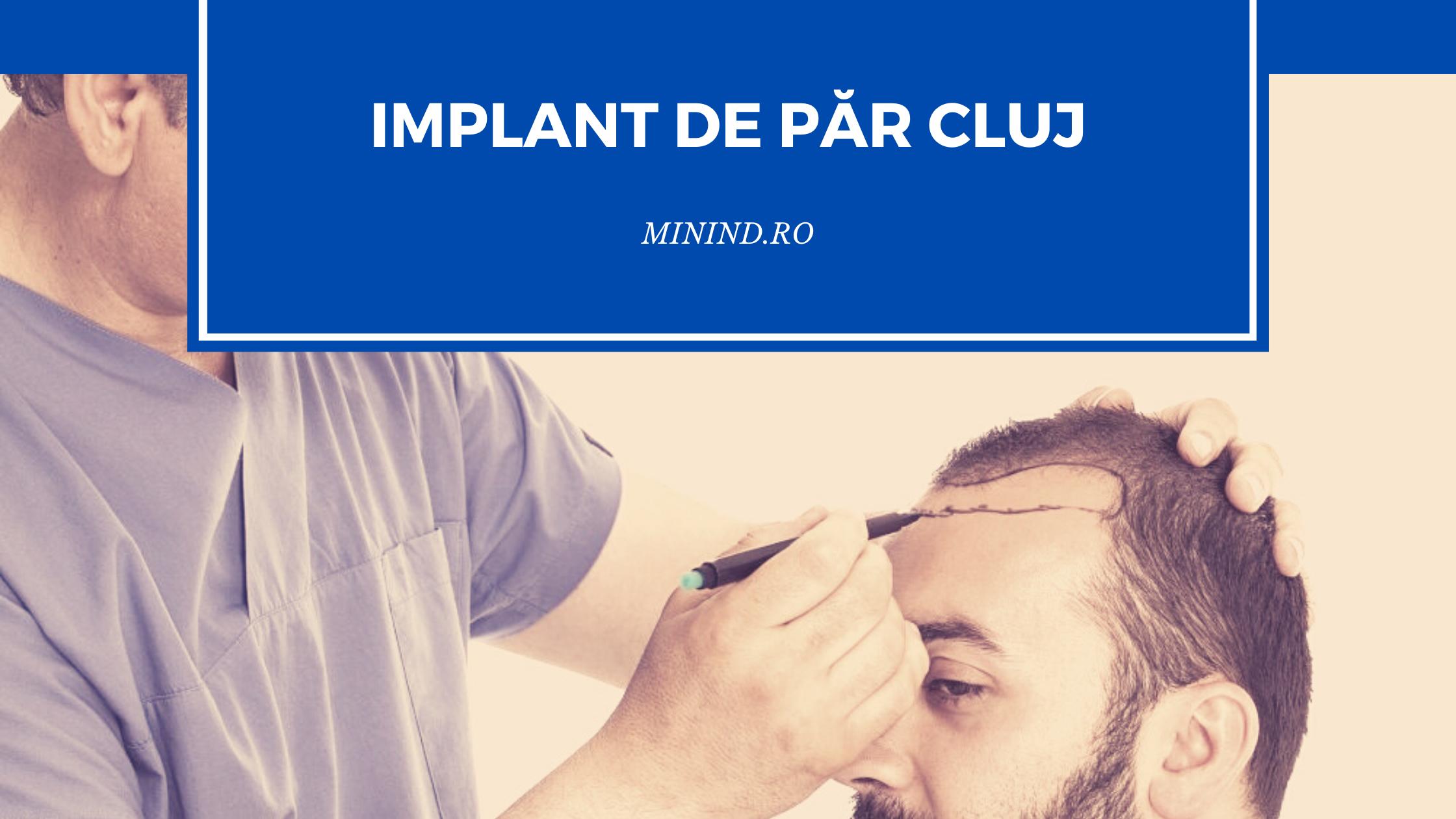 implant de par cluj