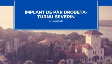 Implant de par Drobeta-Turnu Severin