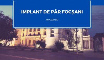 Implant de par Focsani