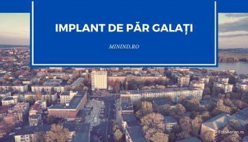Implant de par Galati