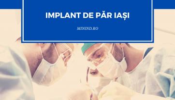 Implant de par Iasi