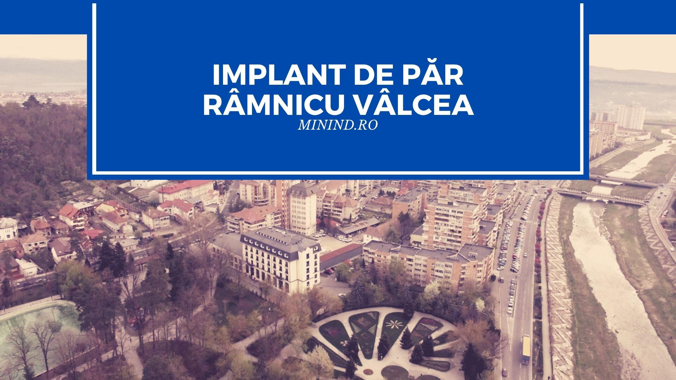 implant de par ramnicu valcea