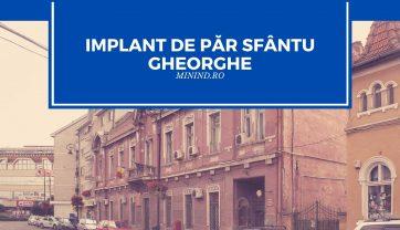 Implant de par Sfantu Gheorghe