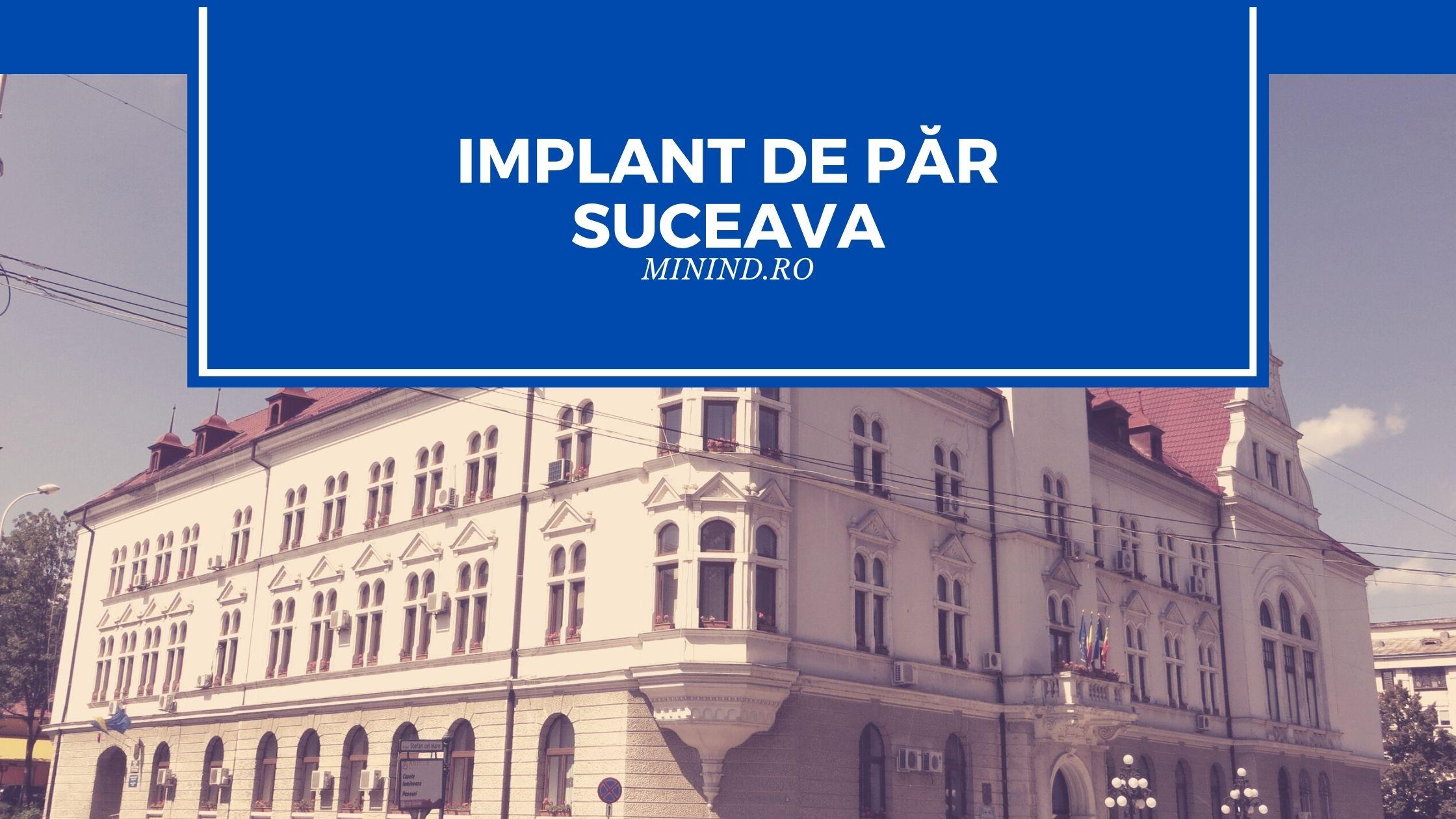 implant de par suceava