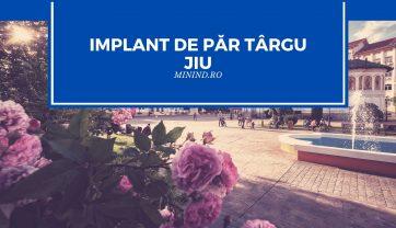 Implant de par Targu Jiu